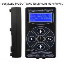 Professional Products Digital LCD Tattoo Power Supply Machines Supplies