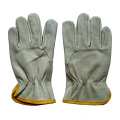Ab Grade Pig Skin Protective Safety Labor Gloves for Drivers