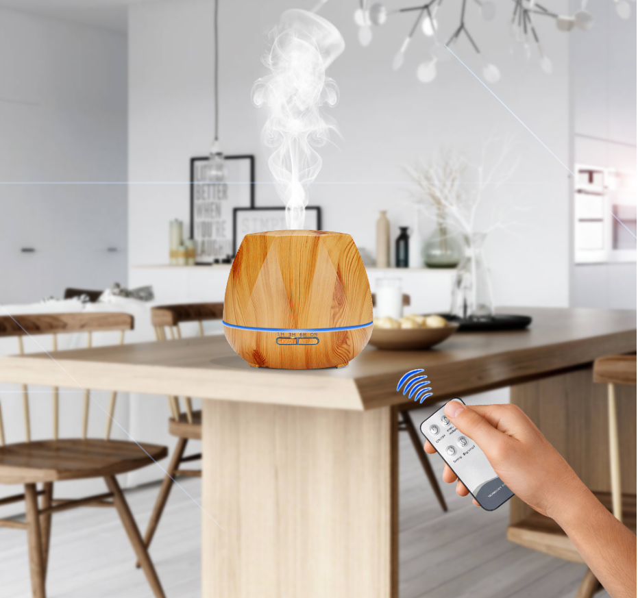 Smart Essencial Oil Aroma Diffuser