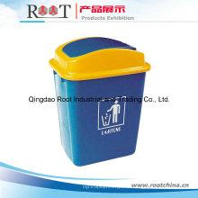 Kunststoff-Staubbehälter-Spritzgussform