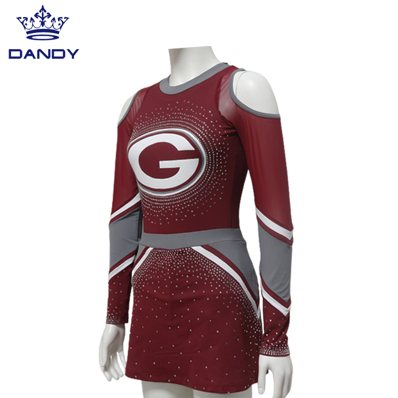custom cheer uniforms varsity