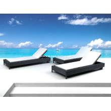 Outsunny Outdoor PE Wicker Patio Lounge Rattan Furniture
