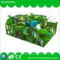 Wenzhou Kinder Plastik Spiele Dschungel Thema Indoor Spielplatz