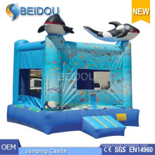 Popular Mini Bounce Castle Inflatable Bouncer Bouncy Jumping Castle