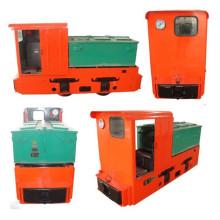 Locomotora eléctrica CTY2.5 / 6,7,9G 2.5T para minería subterránea