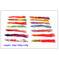 RJL018 New fishing tackle artificial bait fishing lure rubber jig skirt