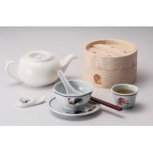 "Melamine ""Natural Color""Series Rice Bowl/Melamine Soup Bowl (NC2088)"