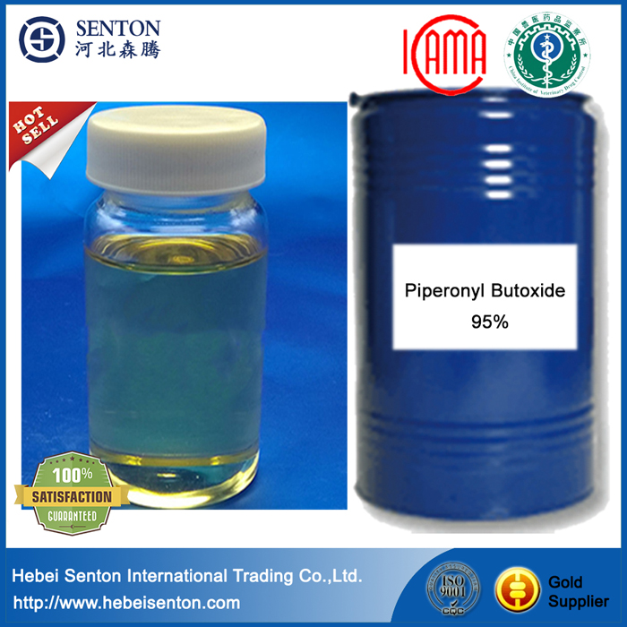 Increase Pesticide Effectiveness Piperonly Butoxide