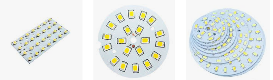 LED PCB ROUND - JHYPCB MANUFACTURER