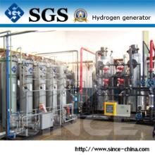 Установка метанольного крекинга для получения водорода