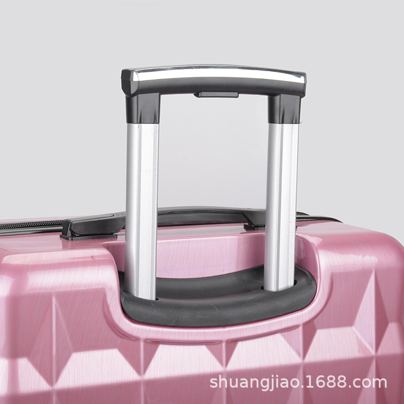 Adjustable Handle Luggage