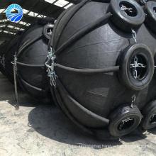 Offshore Drilling Platform Inflatable Rubber Boat Fender