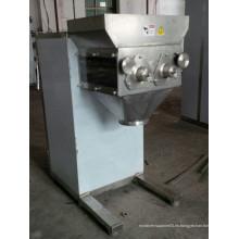 Granulador oscilante de doble cilindro para materiales húmedos