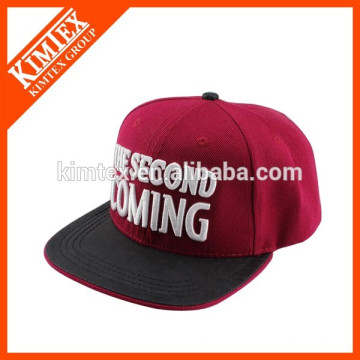 new fashion unisex 3D embroidery custom baseball caps with free sample