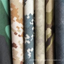 TC Ripstop Blend Военная лесная камуфляжная ткань
