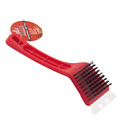 scrubber helper bbq grill brush