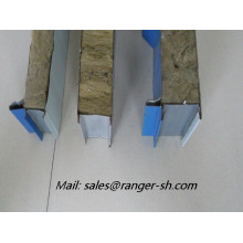 Building machine or sandwich panel roll forming machine