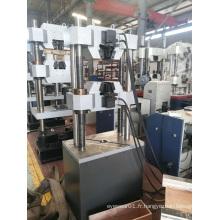 Machine d'essai universelle hydraulique 300KN servo