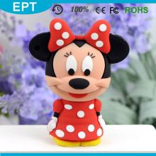 Mini impulsión del flash del USB del ratón de Minnie del PVC (EC007)