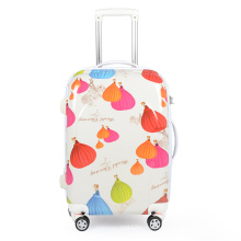 Hot Sell Fashion ABS+PC Suitcase Travle Bag Luggage