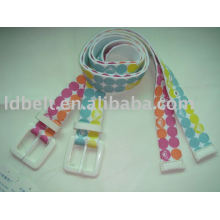 Широкие ремни для ремня безопасности для женщин Webbing Belt