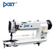 DT 4420HL-18Cheap alta calidad populares de alta velocidad solo / doble aguja puntada de bloqueo máquina de coser India máquina de coser
