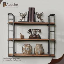 Wooden Wall-mounted Home Decoration Industrial Furniture
