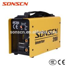 Portable DC IGBT soldador inversor de la máquina