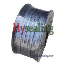 Emballage graphite à fibre aramide gracieuse avec une bonne conduction de chaleur