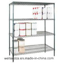 Adjustable Warehouse Metal Storage Rack (CJ15035180A5C)