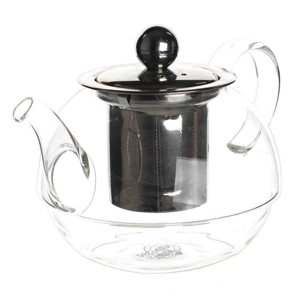 Glass Teapot Infure