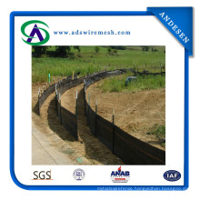 Silt Fence of Geotextile (ADS-SF-02)