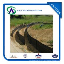Cerca de silte de geotêxtil (ADS-SF-02)