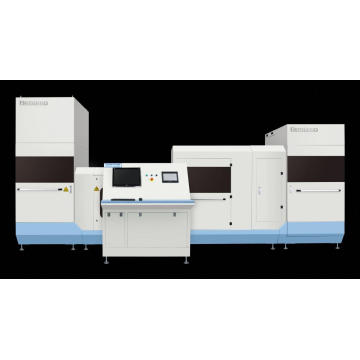 Automated Black Down Machine de tri