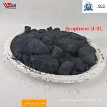 Graphene SL-01 Graphene Grey Black Powder Composite Graphene Powder High Temperature Resistant Graphene