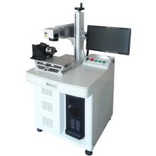 Machine rotative de marquage rotatif / Marquage de surface extérieure pour machine de marquage laser à tubes et tuyaux