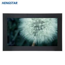 Monitor LCD de publicidade à prova d'água e legível à luz solar