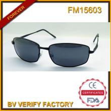 FM15603 популярных высокое качество унисекс нержавеющей стали поляризованные солнцезащитные очки