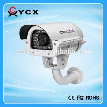 1.3MP HD CVI 4 in 1 vehicle license plate IR waterproof cctv camera build in fan and heater
