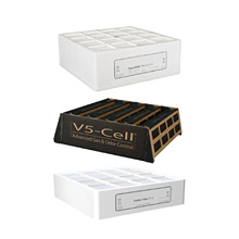 V5-Cell IQAir Air FIlter with Activated Carbon Filtrete Replacement for Iqair Air Purifier