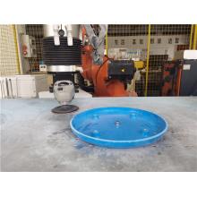 Polishing fiberglass bass boat bathtub gelcoat