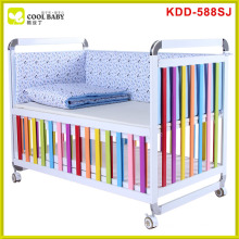 Multifunction NEW Baby Crib Bed Light Blue for Baby