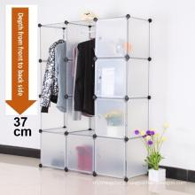 Solid color combination cabinet