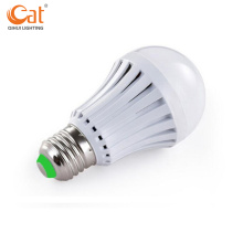 Bombilla de emergencia LED recargable inteligente LED blanca FAT
