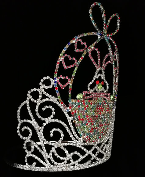 rabbit paegant crown