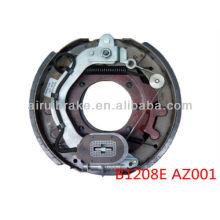12.25 electric heavy-duty trailer brake assembly