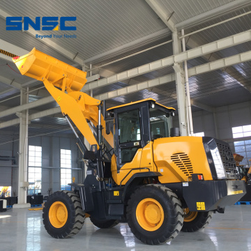 2000kg Small Loader For Sale