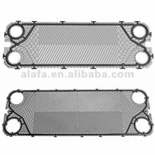 APV J092 related 316L plate for heat exchanger plate and gasket