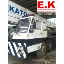 50ton Оригинальный японский мобильный гидравлический кран Kato (NK500E)