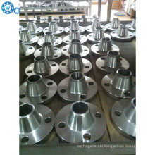 Wp304/316 Class150 RF/FF Stainless Steel Pipe Flanges